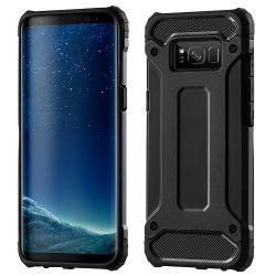 Husa Samsung Galaxy S8 G950-Iberry Armor Hybrid Black