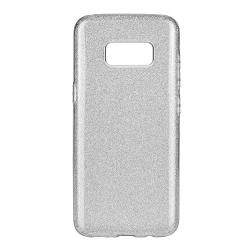 Husa Samsung Galaxy S8 Plus G955-Forcell Shining Silver