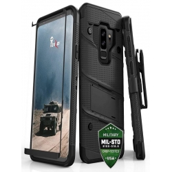 Husa Samsung Galaxy S9+ Plus G965-Spigen Neo Hybrid Burgundy