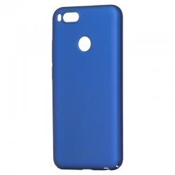 Husa Xiaomi Mi A1,Xiaomi Mi 5X + Tempered Glass-MSVII Blue
