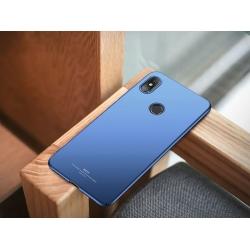 Husa Xiaomi Mi A2 (Mi 6X) + Folie Sticla-MSVII Albastra