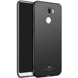 Husa Xiaomi Mi Mix 2,Mi Mix Evo + Tempered Glass-MSVII Black