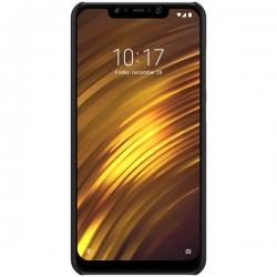 Husa Xiaomi Pocophone F1 + Suport Birou-Nillkin Frosted Shield Neagra