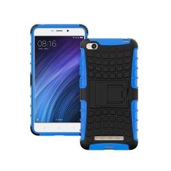 Husa Xiaomi Redmi 4A-Armor KickStand Blue