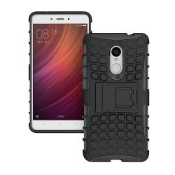 Husa Xiaomi Redmi Note 4,4X (SnapDragon)-Armor KickStand Black