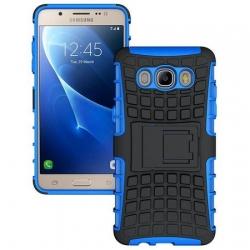 Husa Samsung Galaxy J7 J710 (2016)-Armor KickStand Black/Blue