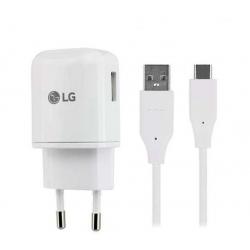 Incarcator LG Rapid 1.8A Cablu Type-C-MCS-H05ER Alb