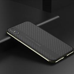 Husa Apple iPhone XS,Apple iPhone X-Ipaky Bumblebee Gold