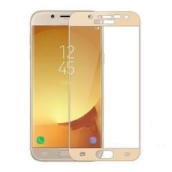 Folie Samsung Galaxy J5 J530 (2017)-Iberry Tempered Glass 3D Gold