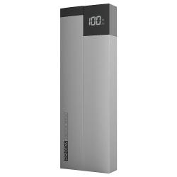 Power Bank 2.1A 10.000 mAh 2x USB-Proda Kerolla PPP-20 Silver