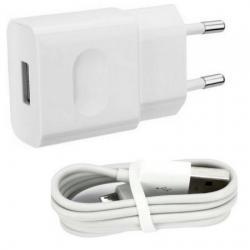 Incarcator Huawei 1A + Cablu Micro USB-HW050200E01