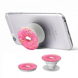 Suport Selfie Pop Holder Model 1 Donut White
