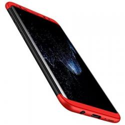 Husa Samsung Galaxy S8 G950-Iberry 3in1 Fit Red/Black