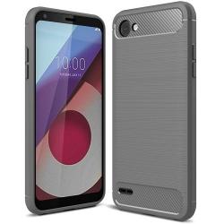 Husa LG Q6-Iberry Carbon Gray