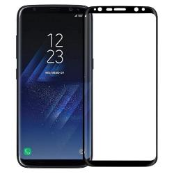 Folie Samsung Galaxy S8 Plus-Iberry Tempered Glass 3D Black