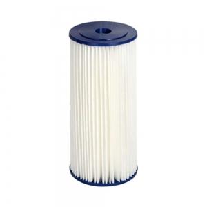 Cartus filtrant lavabil din poliester plisat BigBlue 10