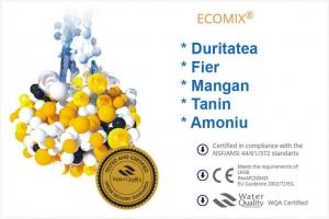 Statie de deferizare cu Ecomix BLUESOFT 12CV