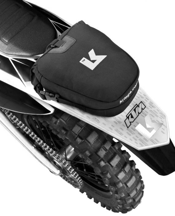 Gentuta impermeabila bolt-on Kriega Rally Pack 1