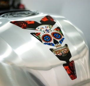 Tank pad slim Mexican OneDesign0