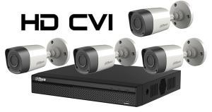 Kit DAHUA supraveghere HD exterior Pro ve04B_FHD 2MegaPixeli