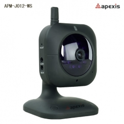 Camera IP wireless de interior fixa Apexis APM-J012-WS0