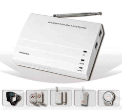 Alarma wireless FORTEZZA TEL-N4