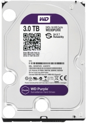 HARD DISK 3TB  WD Purple Surveillance