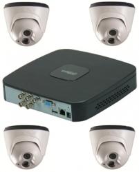 Kit supraveghere video interior Pro vi04iA