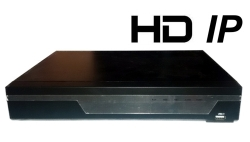 NVR HD 4 camere IP Fortezza NVR4004H0