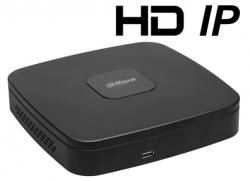 NVR HD DAHUA NVR4108, max. 8 camere IP