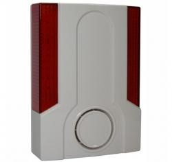 Sirena wireless exterior Fortezza Pro hws02