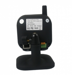 Camera IP wireless de interior fixa Apexis APM-J012-WS1