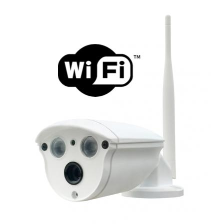 Camera de exterior IP 2 Megapixeli WiFi FORTEZZA IPC-P20e