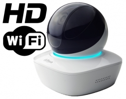 Camera rotativa IP 3Megapixeli WiFi DAHUA IPC-A35