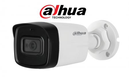 Camera de exterior DAHUA HAC-HFW1200TL, 2 Megapixeli, HDCVI, IR 40m