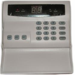 Alarma wireless (+pe cablu) FORTEZZA TEL-N2L1