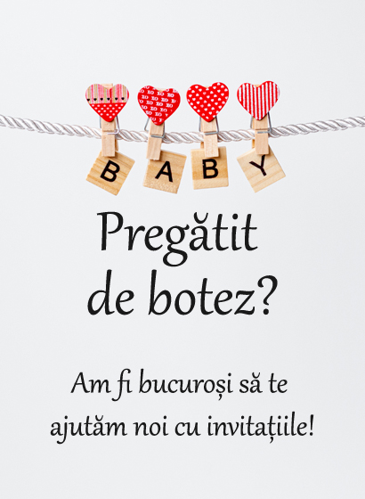 Banner pp invitatii botez