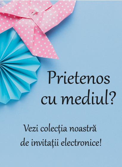 Banner pp invitatii electronice