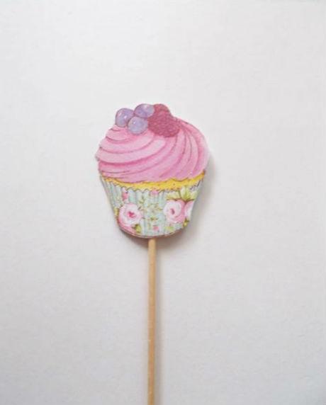 Props cupcake candy bar set 9 buc [6]