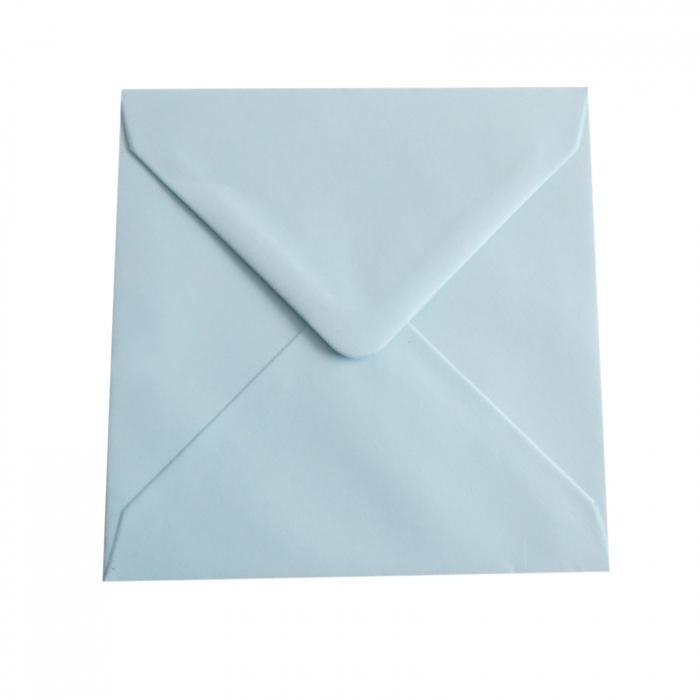 Felicitare Paste ou incondeiat albastru 2