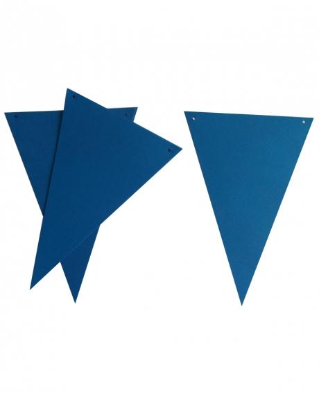 Ghirlanda stegulete albastru intens 0