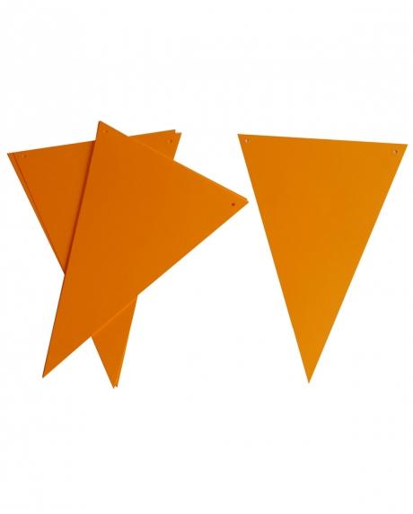 Ghirlanda stegulete portocalii 0
