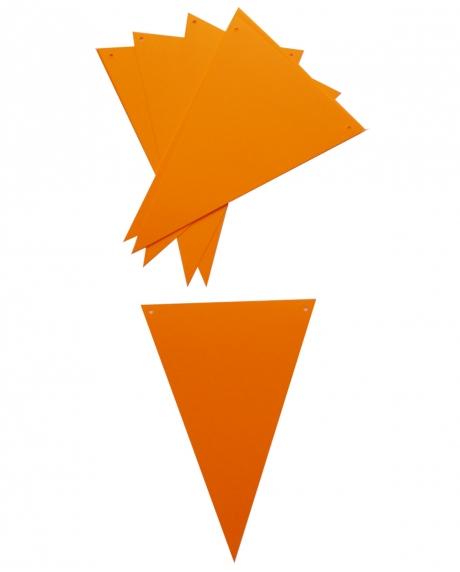 Ghirlanda stegulete portocalii 1