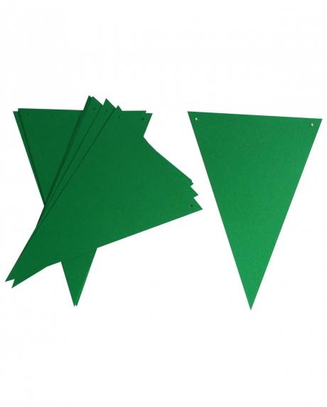 Ghirlanda stegulete verde Christmas 0