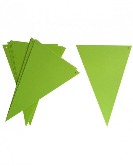 Ghirlanda stegulete verde crud 0