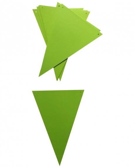 Ghirlanda stegulete verde crud 1