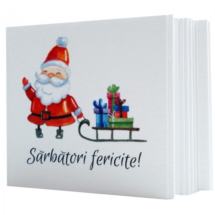 Minifelicitari Craciun Santa 0