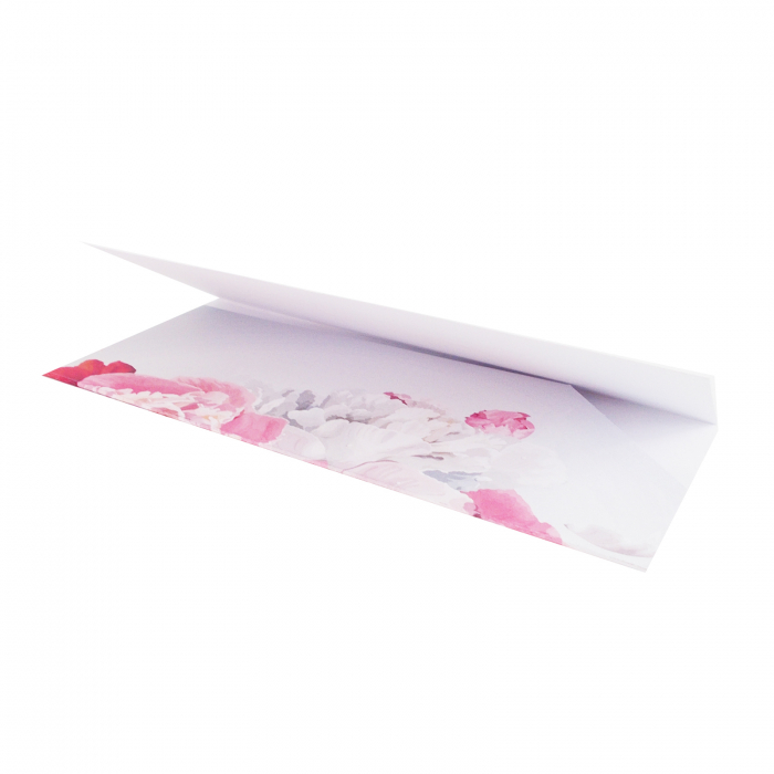 Place card nunta floral [4]
