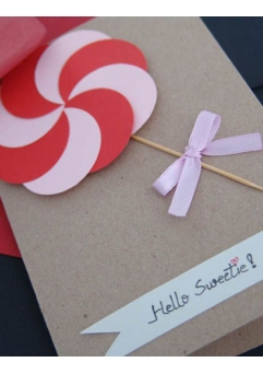 "FELICITARE CANDY ""HELLO SWEETIE!""1"