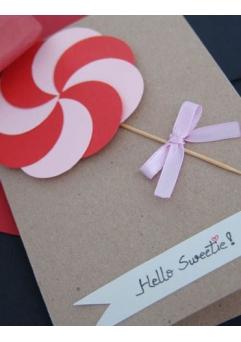 Felicitare Valentine / Dragobete CANDY [1]